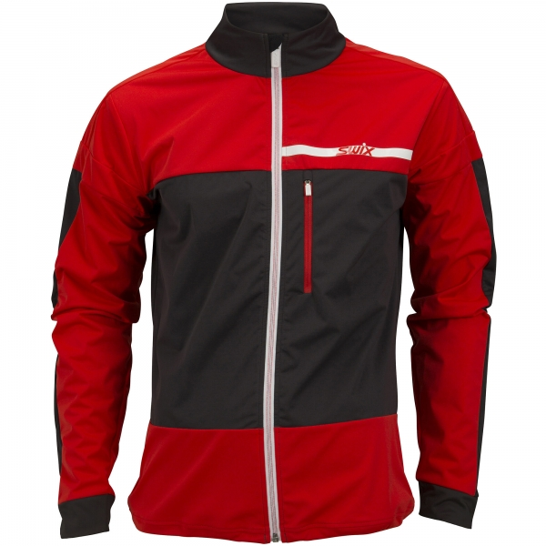 Swix Bunda Carbon Light Softshell na bežky a zimné športy