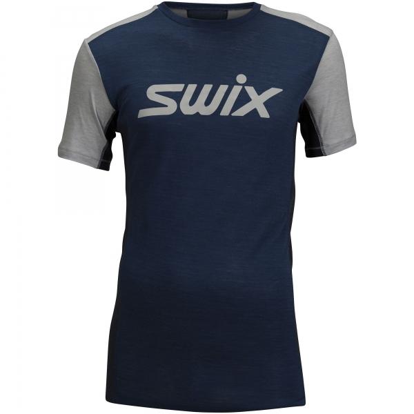 Swix Tričko kr. rukáv Motion Tech Wool | Termo prádlo a tričká | SWIXstore