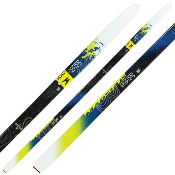 Madshus BC 55 MGV+ Classic | Backcountry lyže | SWIXstore